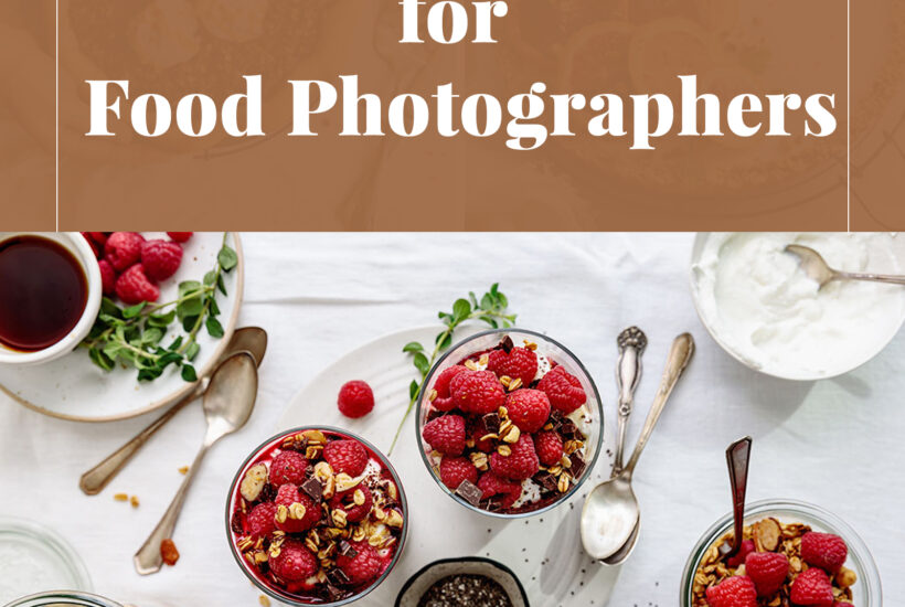 Essential Camera Gear for Food Photographers